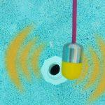 Micrófono de detección de fugas